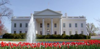 Port orange white house